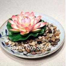 artificial flowers lotus promotion