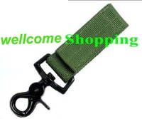 Tactical clasp molle sling one point Green