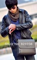 2014 Men's Bags genuine business casual shoulder bag Messenger bag