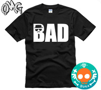 new 2014 free shipping summer Sitcoms breaking bad 100% short-sleeve cotton t-shirt male walter white Women plus size