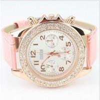 Wrist Watch Acrylic Watchband Classic Girlfriend