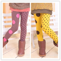 Free Shipping Hot-selling 2014 autumn child female child baby slim stretch cotton trousers girl legging