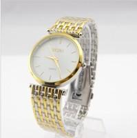 Hot money supply gold watch leisure fashion