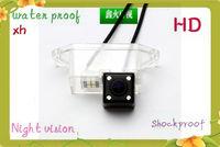 Car RearView Backup Color Camera for Mitsubishi Lancer / EX LED light