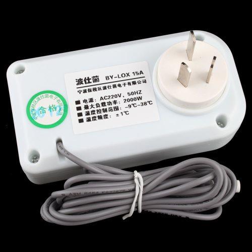 Digital Thermostat For Reptile Snake ?Lizard Heat Mat Lamp Incubator Aquarium Reptile Supplies#22924(China (Mainland))