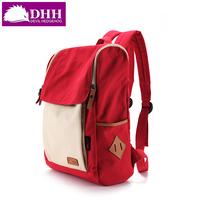 2014 Girl's canvas bag big bag trend girl bags student school bag #2093