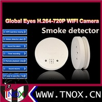 New Special smoke detector wifi  Camera 720p Z1 Video Recorder