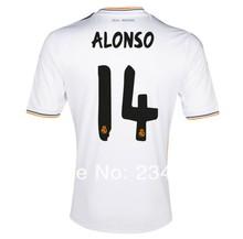 cc camiseta de real madrid 13 adan 2014 primera . 1 soccerclub.
