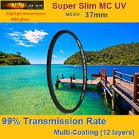NiSi 37mm Ultra Violet Super Slim Multi-coated Multi-Coating (12 Layers) MC UV Filter For Digital SLR Camera & Camcorder LENS