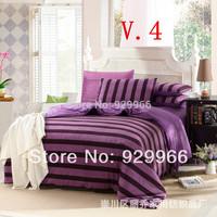 4pcs bed set bedding sets 3d cotton red the bed linen Minnie mouse queen size cartoon kids bedclothes