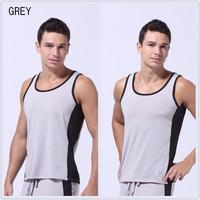 wrestling singlet Hot new sale men's sexy men gym underwear tank top mens undershirt bodybuilding man vest sleeveless top