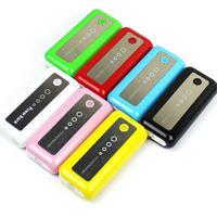wholesale 200pcs 5600mAh Universal Portable Power Bank External Battery Charger +USB cable +retail box free shipping