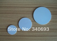 free shipping!100pcs/lot Rfid Tag 125K ID Coin card diameter 20-25-30mm PVC round blank card , waterproof, wholesale price