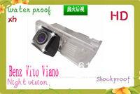 Night Vision Car Reverse Rear View Backup Camera for Mercedes Benz Vito Viano dedicated camera dedicated camera