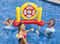 Intex inflatable darts set swimming toys dart board dartboard set Inflatable swimming pool
