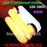 2014 New Induction Grow Light 400w Half 2700k Half 6500K