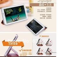 Fashion high quality MOFI leather case for tablet Samsung Galaxy Tab 3 7.0 (T210/211/P3200)