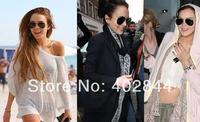 2014 fashion sunglasses Women & Men green Lenses Sunglasses Frog mirror..