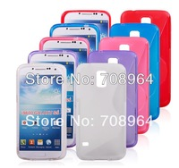 New S-LineTPU Rubber Gel Case Skin Cover Shell For Samsung Galaxy S5 I9600,free shipping!!!