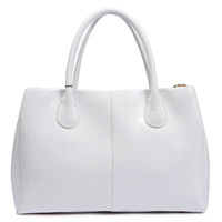 2014 Fashion women lady's genuine leather tote shoulder messenger hand bag, vintage , gift, 3 colors female bag on promotion