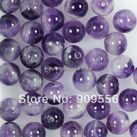 4mm,6mm,8mm,10mm,12mm Genuine Natural Amethyst Stone Round Loose Spacer Beads,fashion jewelry beads wholesale,pick size