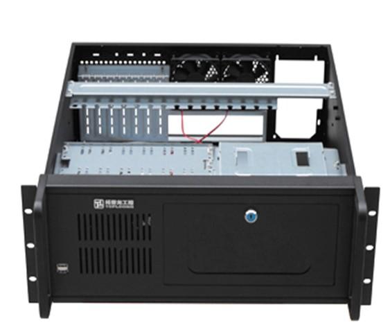 4u5008e 4u industrial computer case horizontal server computer case(China (Mainland))