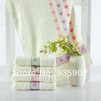 Hot-selling 100% Thickening Cotton Household  Cleaning  Face Towel  Wedding Water Absorption Gift