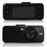 AT900 H.264 Full HD 1920x1080P 30FPS Car Camera DVR WDR 148 Wide Angle Motion Detection G-sensor 6G Glass Lens