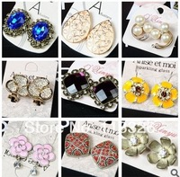Han edition euramerican fashion stud earrings earrings accessories wholesale inventories