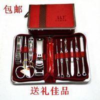 Nail clipper set finger plier finger scissors nail art gift