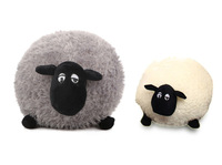 2pcs 30cm Plush Toys Nano Doll Stuffed Cute Baby Sheep Toy Children Gift Free shipping