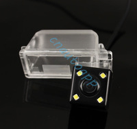 Ford  Camera Car Rear View Camera With 4 LED HD CCD Camera For  Escape 2013 / Mondeo 2013 /