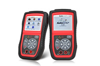 Autel AutoLink AL439 MultiMeter Scanner Color Screen OBD II 2 Diagnostic Engine