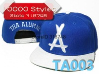 Snapback hats 2014 new arrival THA Alumni fashion style snap back men baseball caps hiphop cap free shipping