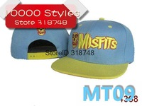 Snapback hats 2014 new arrival misfits fashion style snap back men baseball caps hiphop cap free shipping