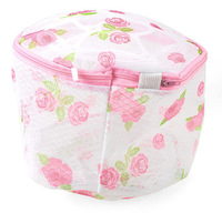 mix min order $20 Circle print underwear laundry bag care wash bag at home e6311