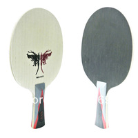XVT  Dream Color BL1   Bifacial Surface  Table Tennis Blade/ Ping Pong Blade    3 wood +2 fiber + 2 carbon    ALL