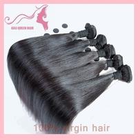 Malaysian Virgin Hair Straight Human Hair Weave Unprocessed GALI Queen Hair 5A Grade 4pcs/lot Mix Length DHL Free Shipping