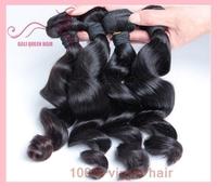 100% Human Virgin Hair Malaysian Virgin Loose Wave Hair 5A Grade Top Quality GALI Queen Hair 3pcs/Lot DHL free shipping