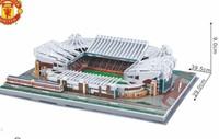2014 New Fashion 3D Puzzle Model FC Football Club Home Old Trafford Stadium