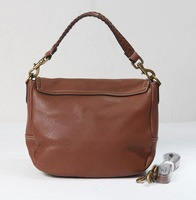 2014 classic satchel design Effie Satchel handbag with Plaited detachable shoulder strap,fashion women's shoulder bags