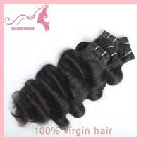 GALI Queen Hair Indian Virgin Hair Unprocessed Virgin Hair 5A Grade Top Quality Body Wave 3pcs/Lot DHL free shipping
