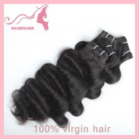 GALI Queen Hair Indian Virgin Hair Unprocessed Virgin Hair 5A Grade Top Quality Body Wave 3pcs/Lot DHL free shipping