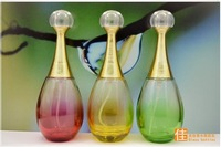 60ml Color Cute Spray Perfume Bottle / Glass Empty Bottle 10pcs/lot
