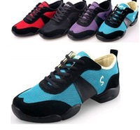 The new 2014 higher fashion sports fitness square dancing shoes