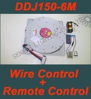 Hoist for Chandelier Lighting Lifter Chandelier Winch DDJ150-6m 110V-240V Wire Control+Remote Control Free Shipping