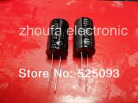 Free shipping  Electrolytic capacitor  450V 100UF  100UF   450V  volume 18*30 in stock