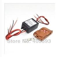 DC 12V RF Wireless Single Color Car LED Remote Controller for SMD 5050 3528 LED Strip Light DRL