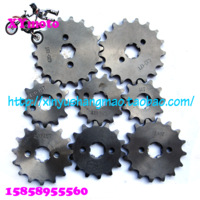 4wd motorcycle atv refires accessories 420 20mm11-18 small flywheel small sprocket