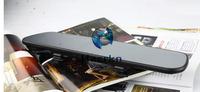 HD 720P 5MP 4.3 inch Dual Lens Camera Car Rearview mirror Car DVR Vehicle Black Box Cam With G-sensor Night Vision